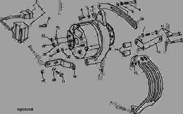 ALTERNATOR, REGULATOR AND ATTACHING PARTS [01E13