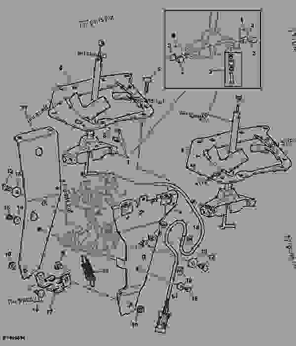 RANGE SHIFT COMPONENTS (POWRQUAD PLUS OR AUTOQUAD PLUS