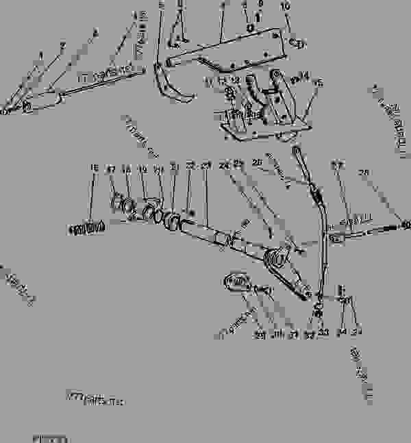 zetor 8011 wiring diagram