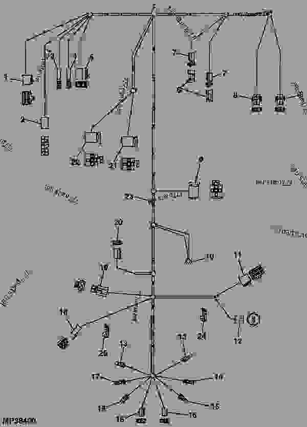 Wiring Diagram For John Deere 2520 John Deere 2520