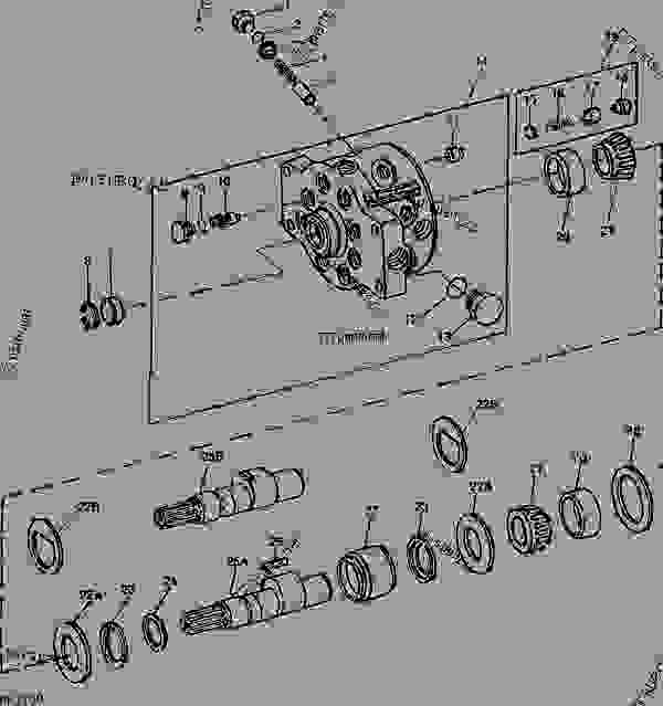 John Deere 2940 Wiring Diagram John Deere 2040 Parts
