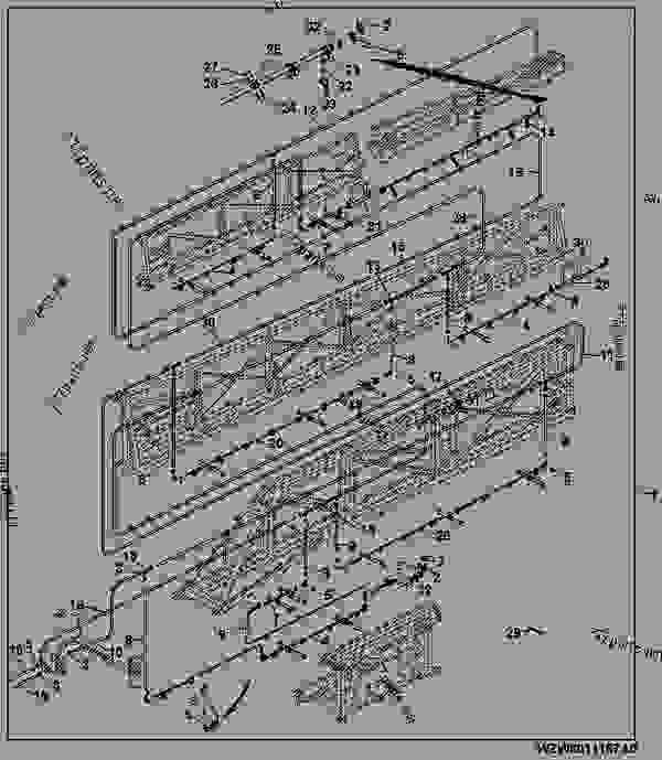 Spray Line Pressure Circulation 3 Part Folding 36x24/9x4