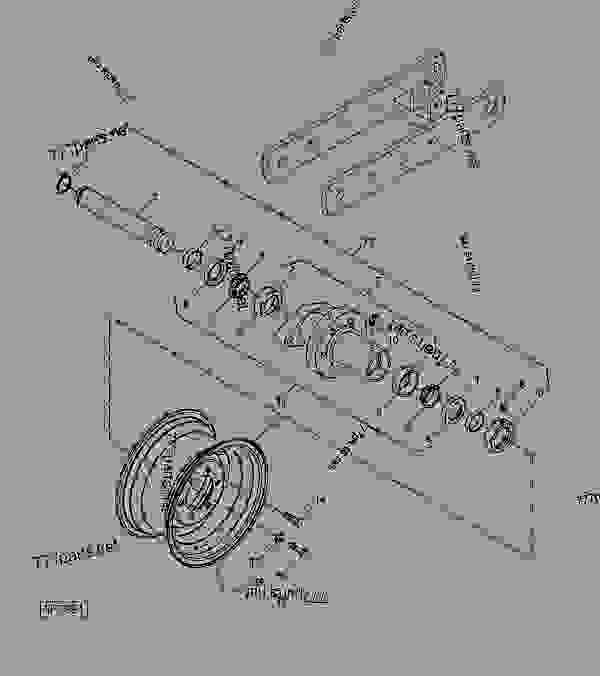 John Deere 7000 Row Unit Diagram. John. Tractor Engine And