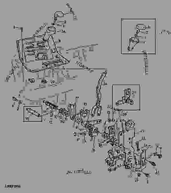 John Deere 6310 Wiring Diagram John Deere Fuse Box Diagram