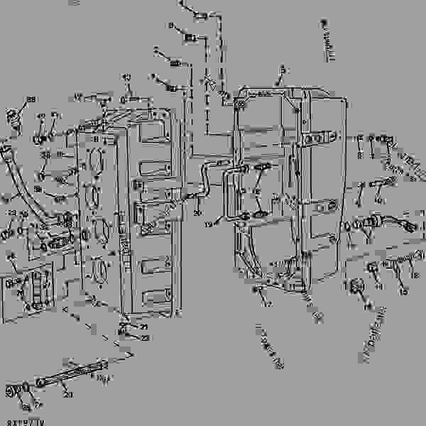 Transmission Case (12-Speed Syncro/24-Speed PowrSync