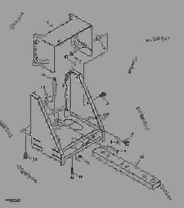 John Deere 5425 Tractor Fuse Diagram John Deere 322