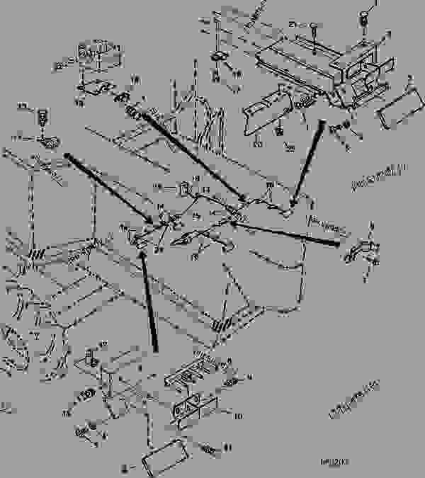 john deere 9510 combine wiring diagram