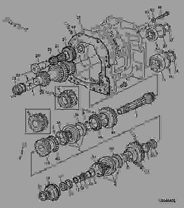 Wiring Diagram For John Deere 317 John Deere 445 Wiring