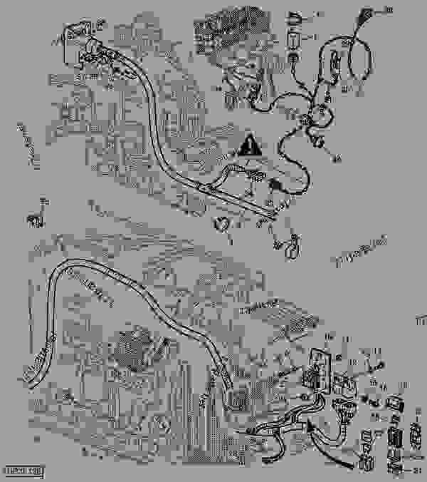 John Deere Gator Ignition Switch Diagram