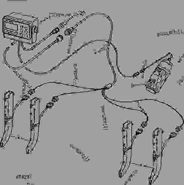 Computer TRAK 150 & 250 System Component. (4R,6R,8R,12R