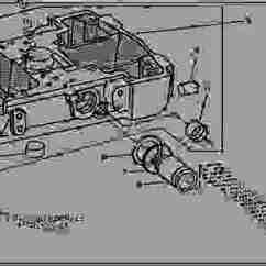 John Deere 4440 Wiring Diagram Dual Battery Mobile Replacement Steering Motor [03j19] - Tractor 4430 60 ...