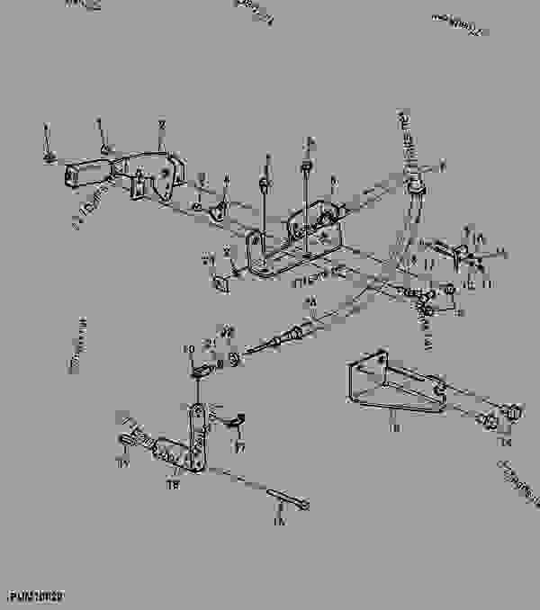 5425 John Deere Steering Diagram • Wiring And Engine Diagram