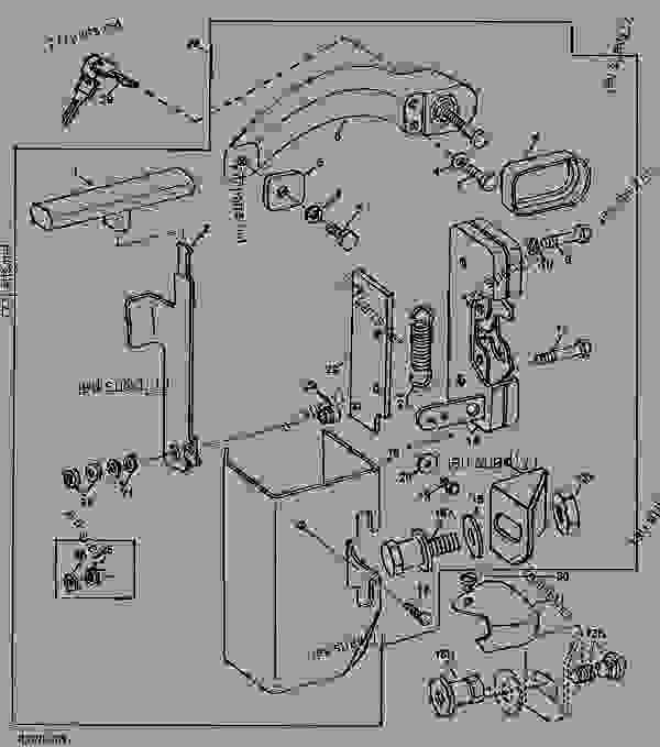 John Deere 4450 Tractor Wiring Diagram John Deere 4450