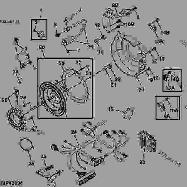 John Deere Gator Xuv 620i Wiring Diagram. john deere xuv