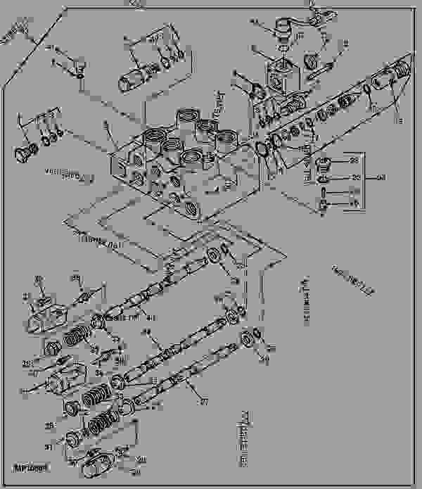 John Deere 310e Wiring Diagram John Deere 310J Wiring