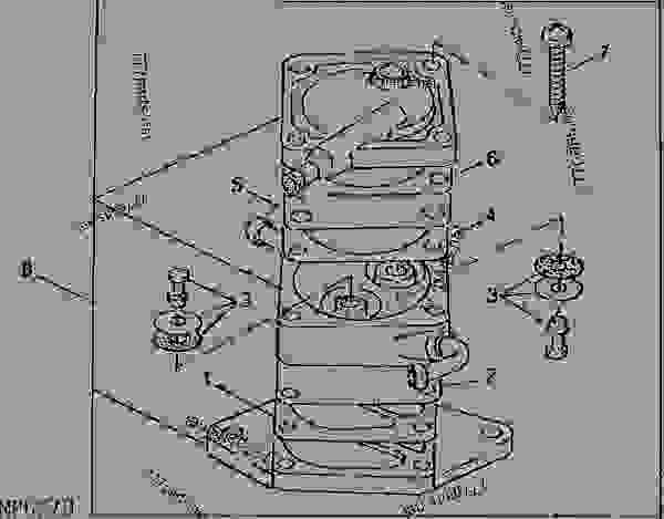 FUEL PUMP (KAWASAKI 49040-2062) (ENGINE SERIAL NO. 132306