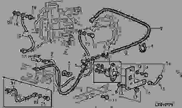 John Deere Xuv Wiring Diagram John Deere Fuel System
