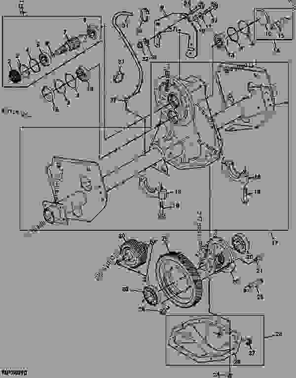 John Deere Turf Gator Parts Diagram, John, Free Engine