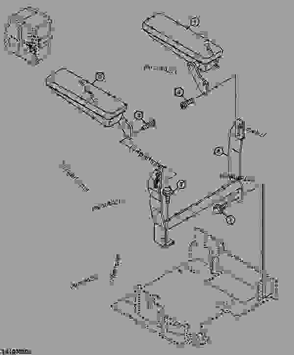 John Deere 170 Belt Diagram. John. Tractor Engine And
