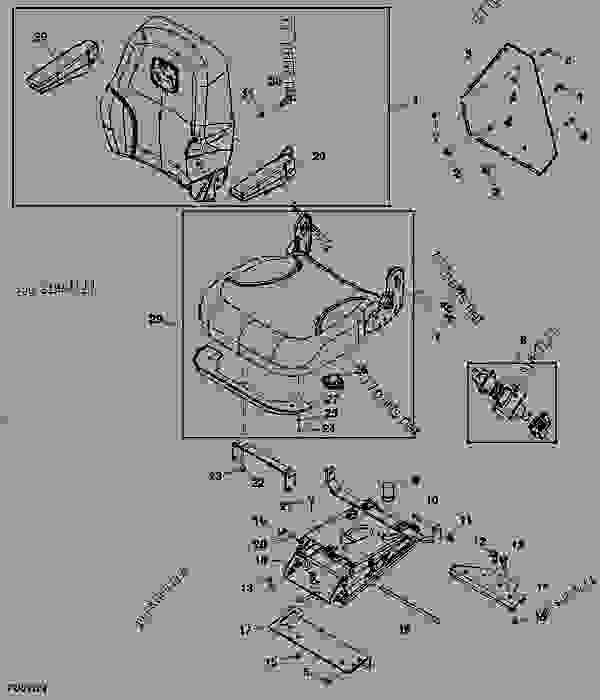 [DIAGRAM] Bobcat 773 Parts Diagram Seat FULL Version HD