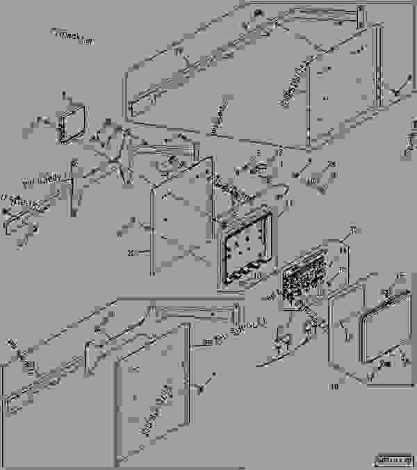 Cab Wiring Diagram 9660 Combine Free Download Wiring