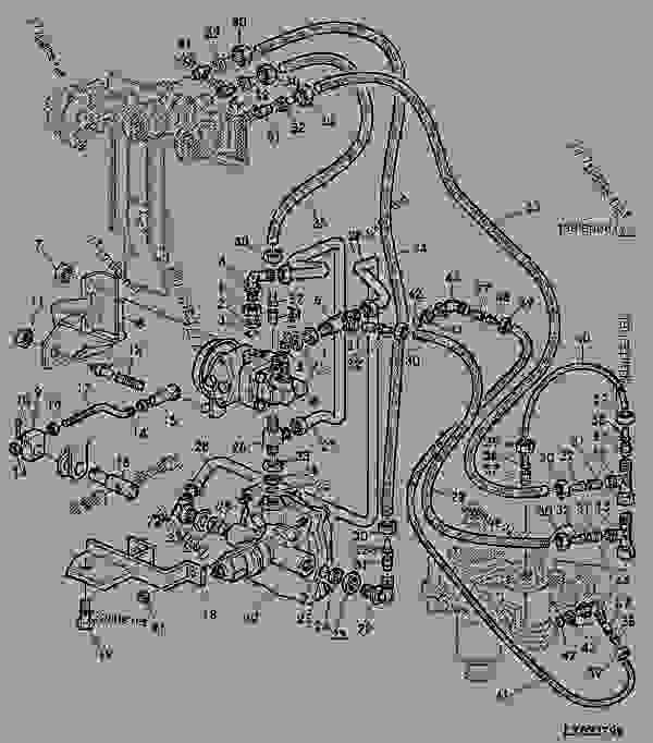TRAILER AIR BRAKE LINES (2-LINE PLUS 1-LINE SYSTEM) FOR