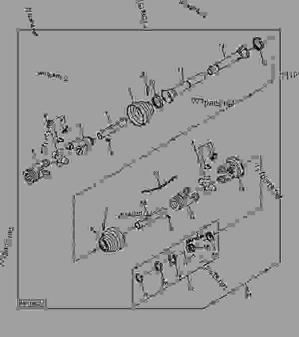 John Deere 4410 Wiring Diagram. John Deere. Wiring