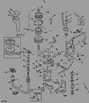 JOYSTICK LOADER CONTROL (7000 SERIES TRACTORS) [B16