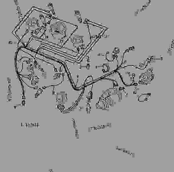 John Deere Lt155 Belt Diagram, John, Free Engine Image For