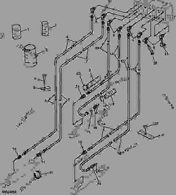 John Deere 4700 Service Manual