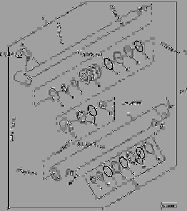 John Deere 80 Loader Parts Diagram. John. Tractor Engine