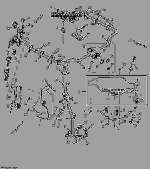 John Deere 320 Skid Steer Wiring Diagram