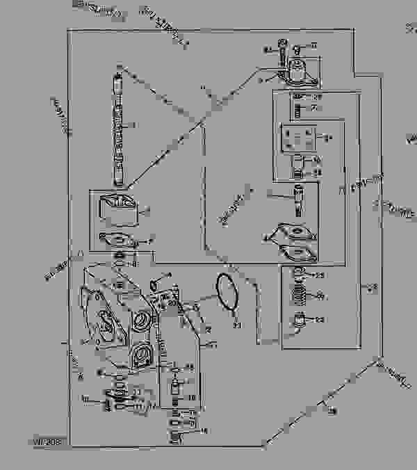 LIFT VALVE WITHOUT FLOW CONTROL(6000 & 7000 SERIES