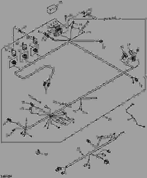Skid Steer Wiring Diagram. Engine. Wiring Diagram Images