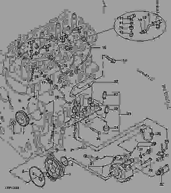 FUEL INJECTION PUMP, HIGH PRESSURE COMMON RAIL SYSTEM