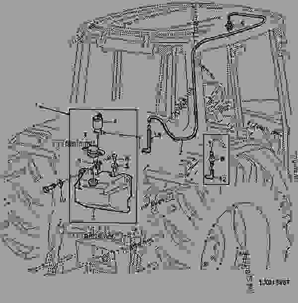 John Deere 6300 Shop Manual