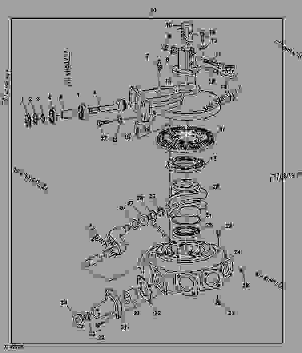 Wiring Diagram For John Deere 180 Wiring Diagram For John