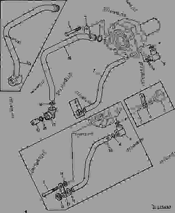 john deere 2750 alternator wiring diagram viper alarm transmission oil pump lines 2 tractor list of spare parts