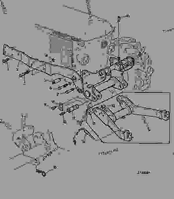 John Deere 2040 Ignition Wiring Diagram John Deere 2040