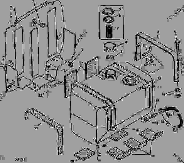 John Deere 850 Tractor Wiring Diagram : 37 Wiring Diagram