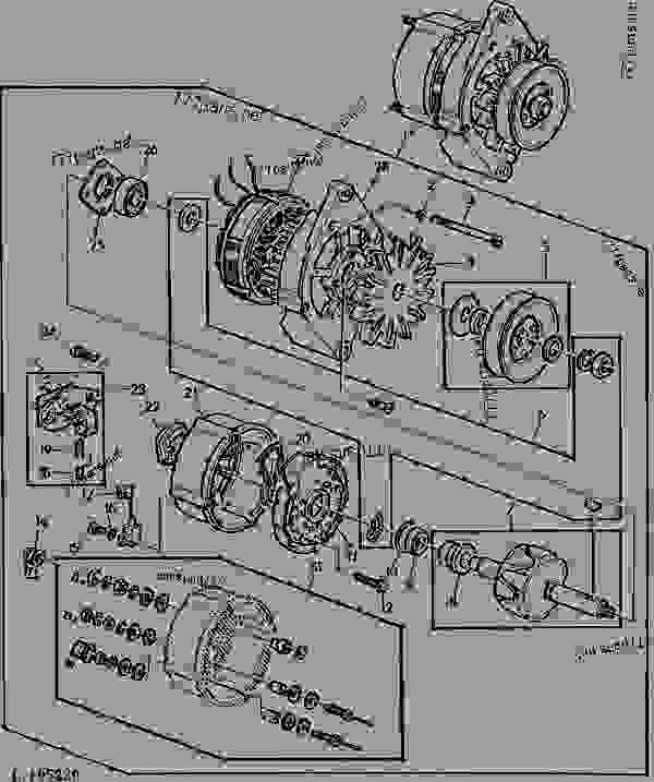 John Deere 6 Volt Wiring Diagram Diagram Base Website
