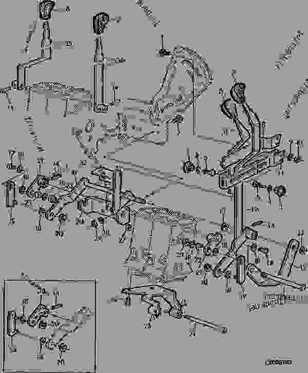 3130 John Deere Wiring Diagram John Deere Tractor Wiring