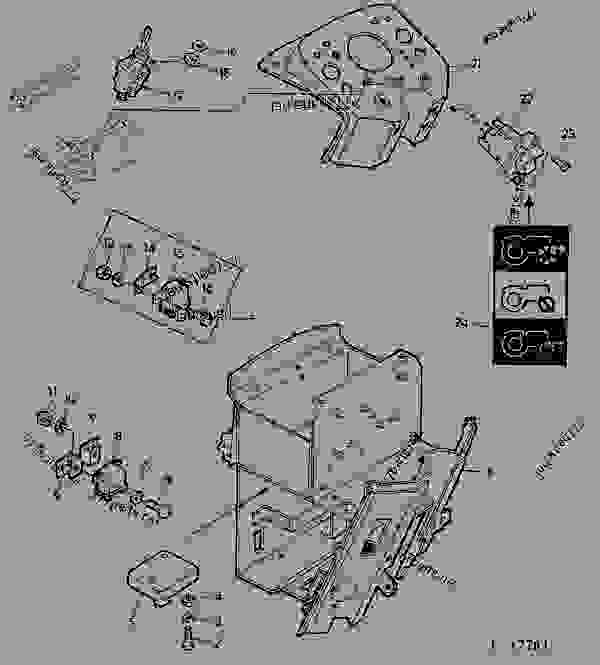 Diagrams Wiring : Ignition Wiring Diagram For John Deere