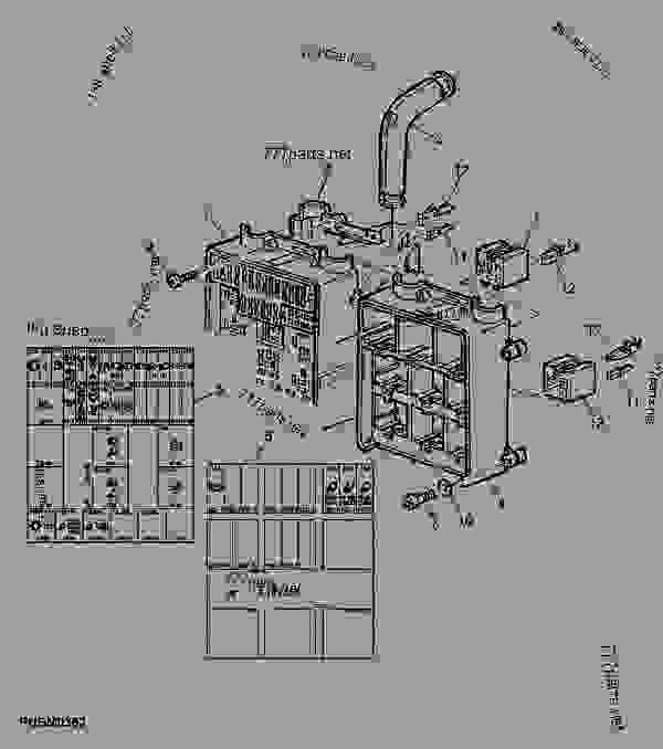 4960 John Deere Fuse Panel Diagram, 4960, Free Engine