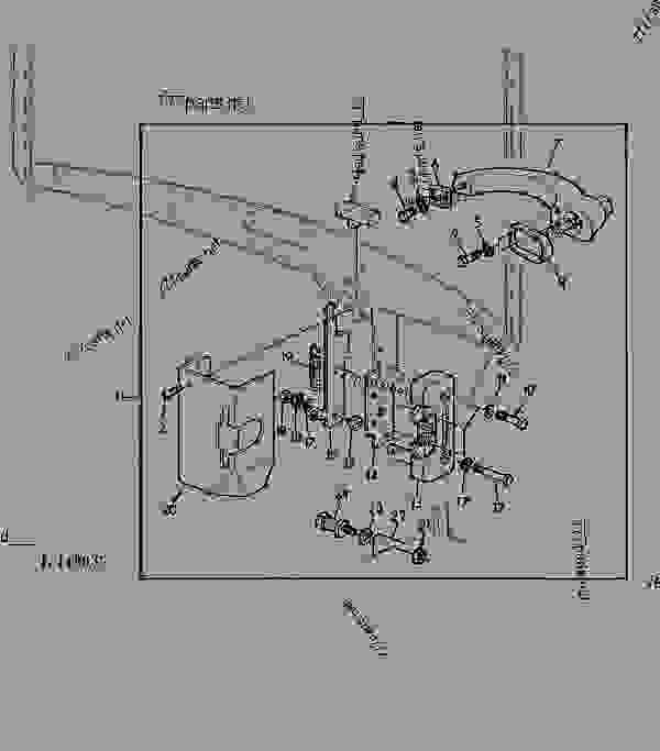 Diagrams#656895: John Deere 4040 Wiring Harness