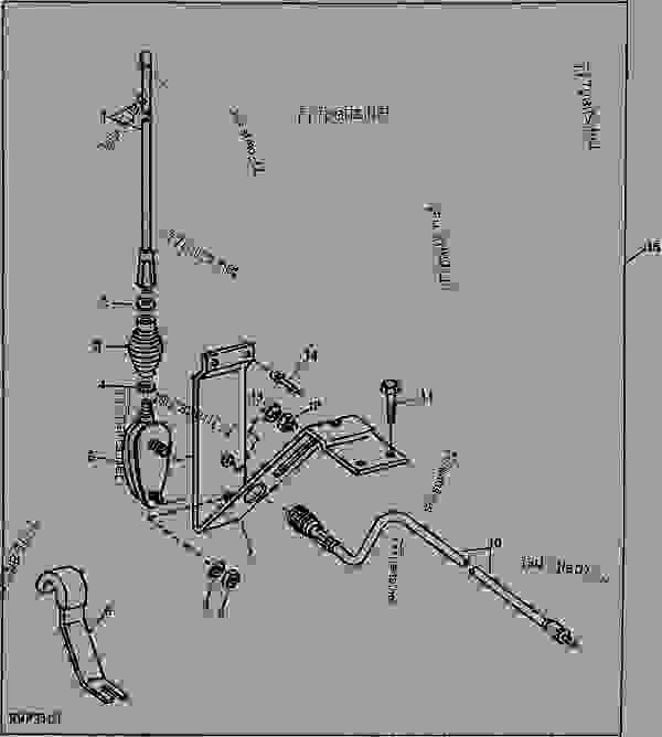 Wiring Manual PDF: 105 John Deere Wiring Schematic