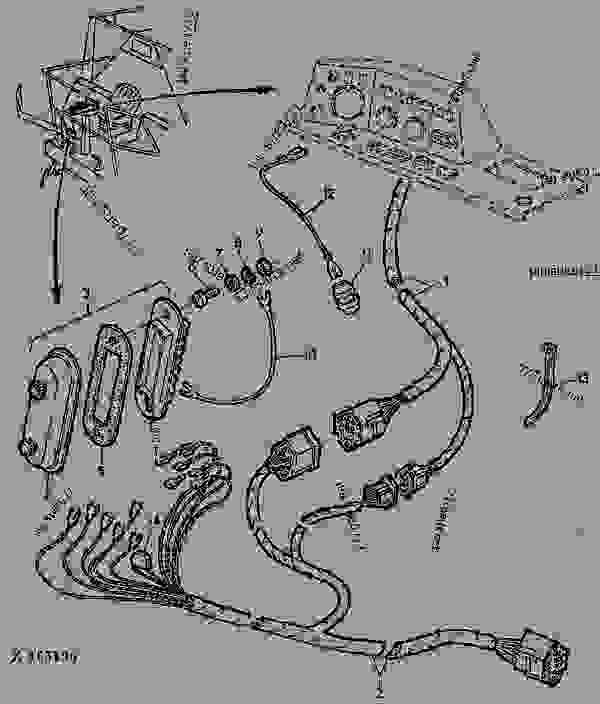 John Deere 9500 Bine Wiring Diagram John Deere 9600 Wiring