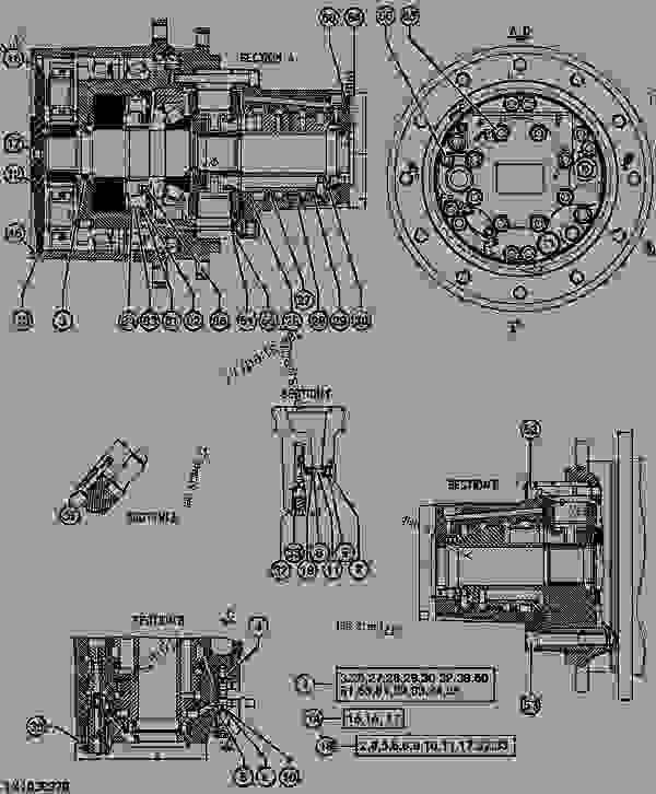 John Deere 400 Pto Diagram, John, Free Engine Image For
