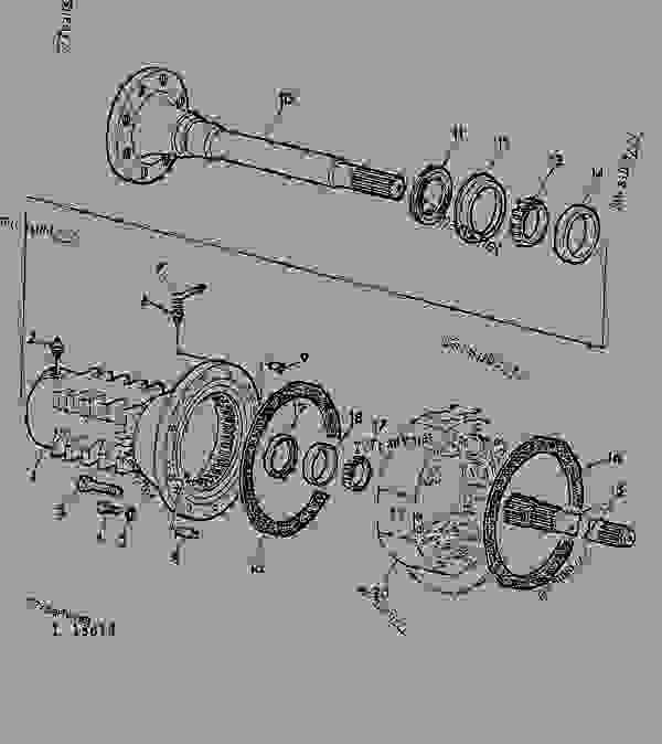 68 John Deere Lawn Mower Wiring Diagram John Deere Mower