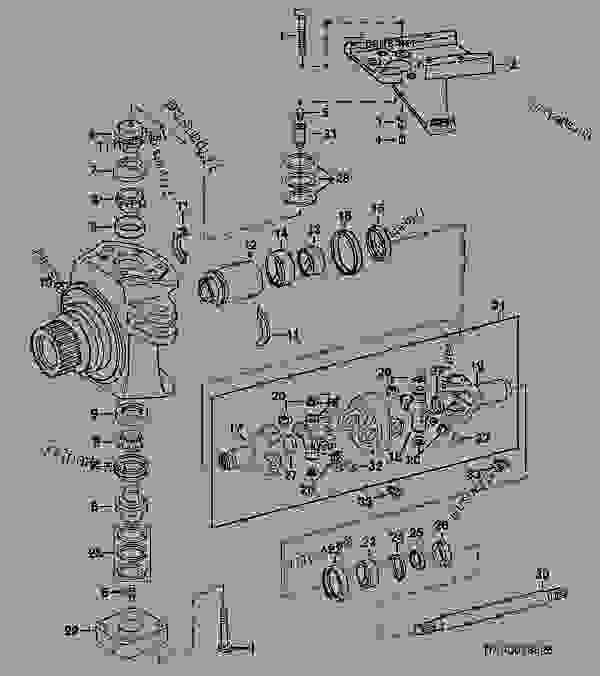 John Deere 7610 Wiring Diagram, John, Get Free Image About